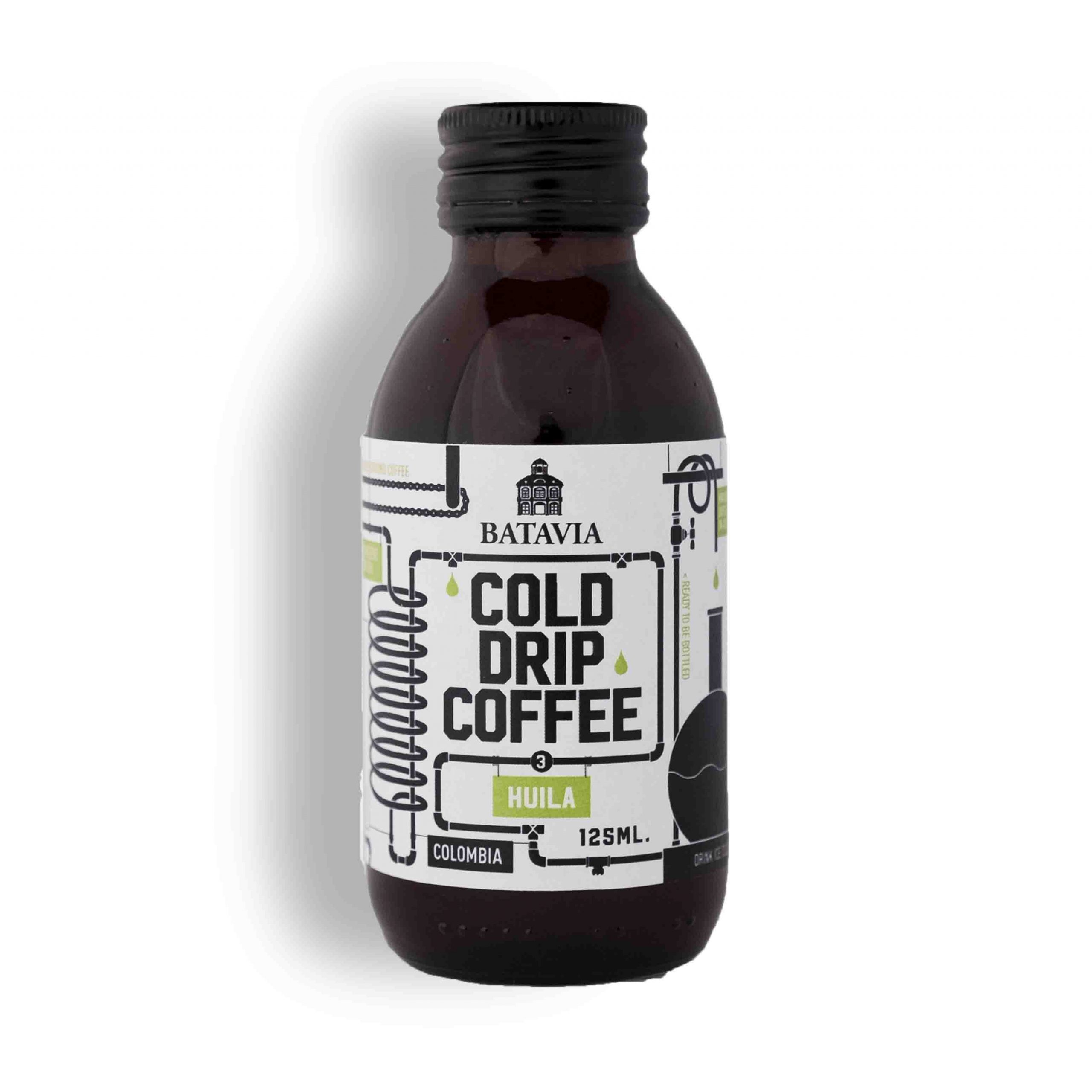 Batavia Cold Drip Coffee Huila 125