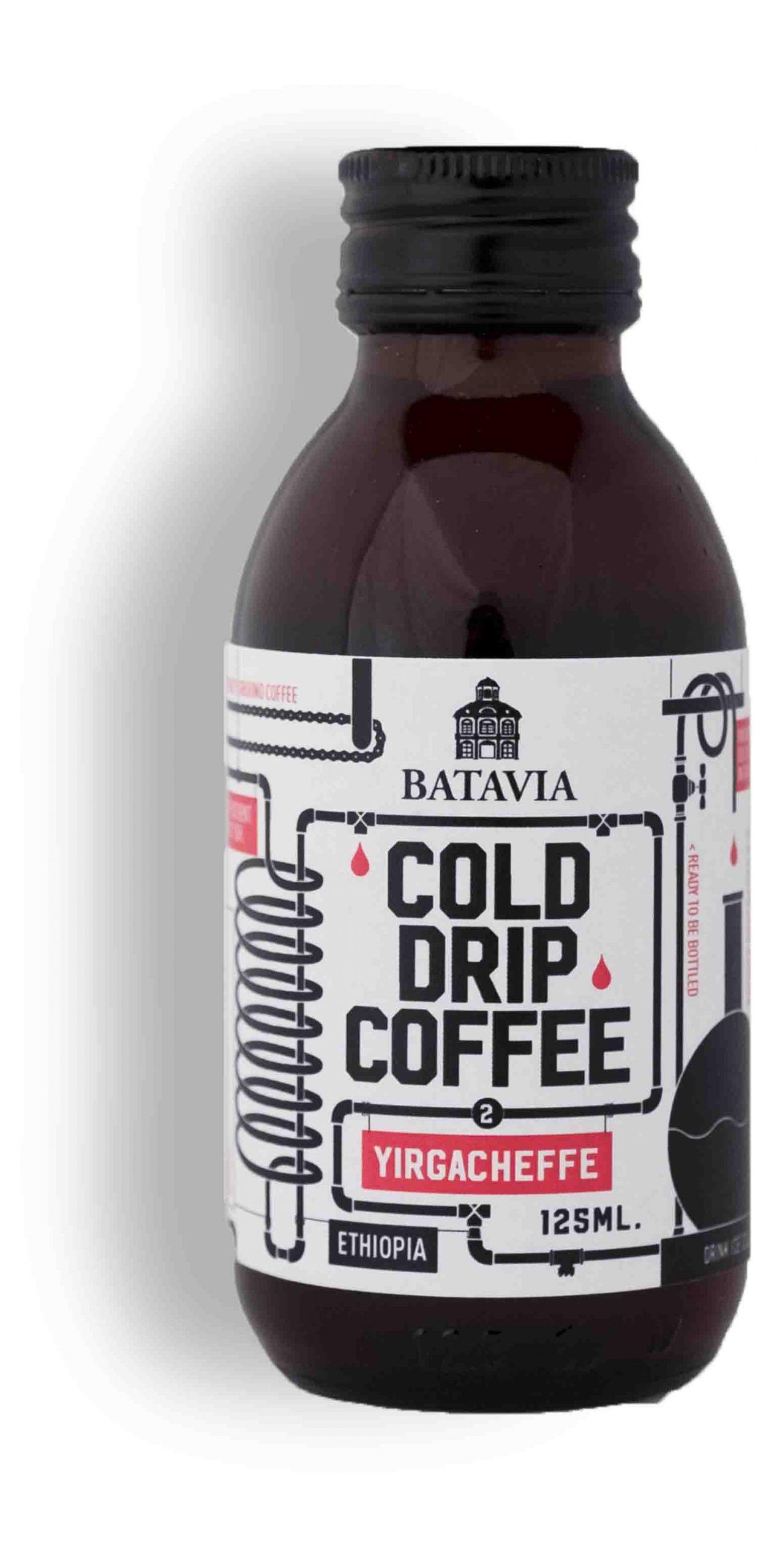 Batavia Cold Drip Coffee Yirgacheffe 125