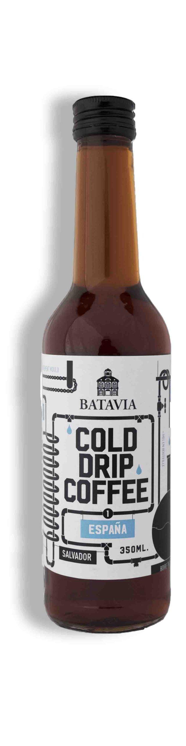 batavia cold drip coffee espana
