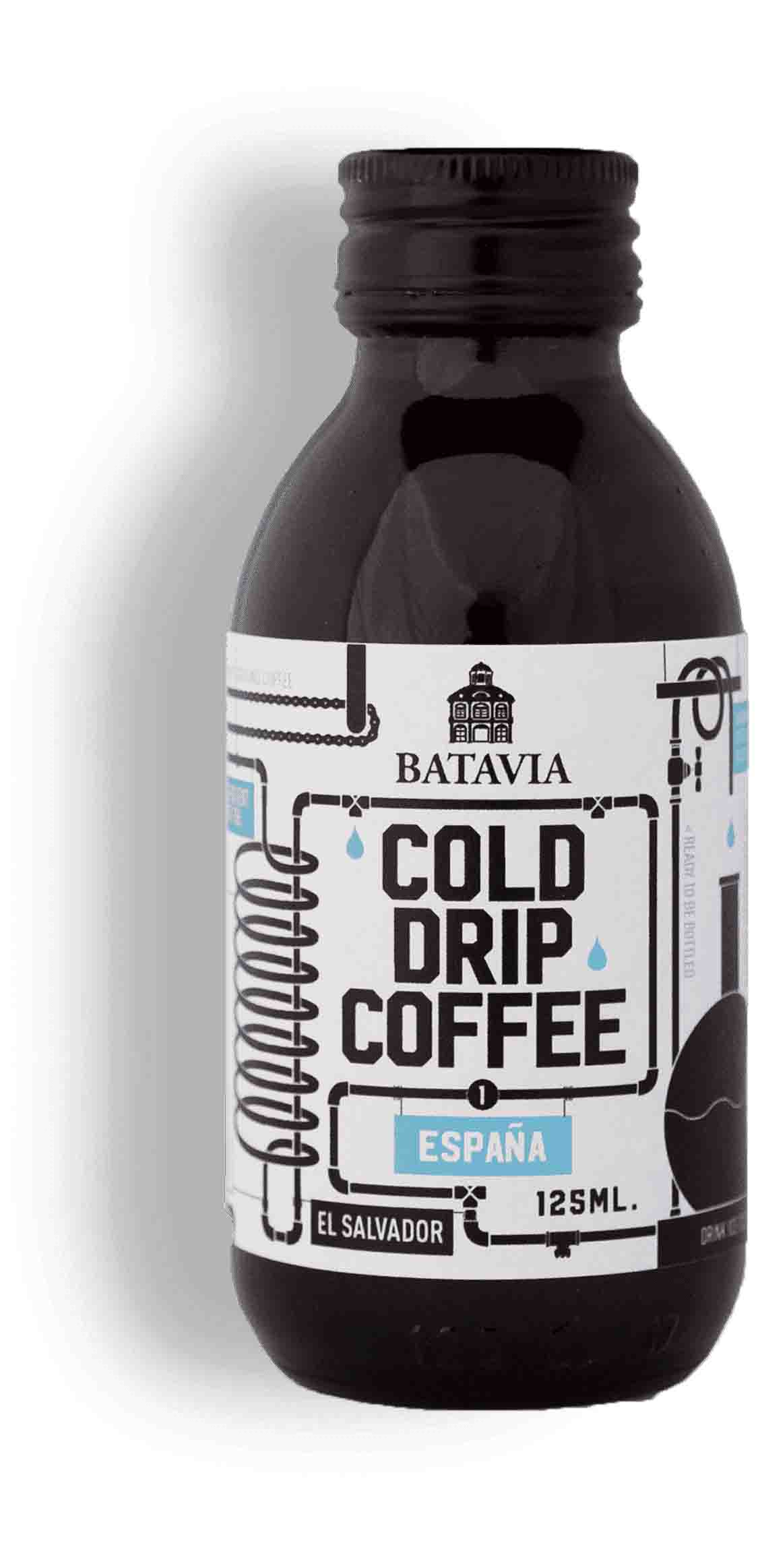 batavia cold drip coffee espana 125ml